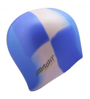 Czepek pływacki Allright silikonowy multi