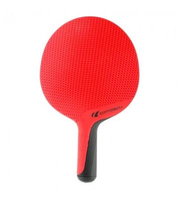 Rakietka do tenisa stołowego SOFTBAT 454707 czerwona