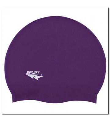Czepek silikonowy SPURT SH77 purpurowy