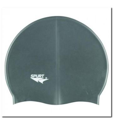 Czepek silikonowy SPURT G107 szary