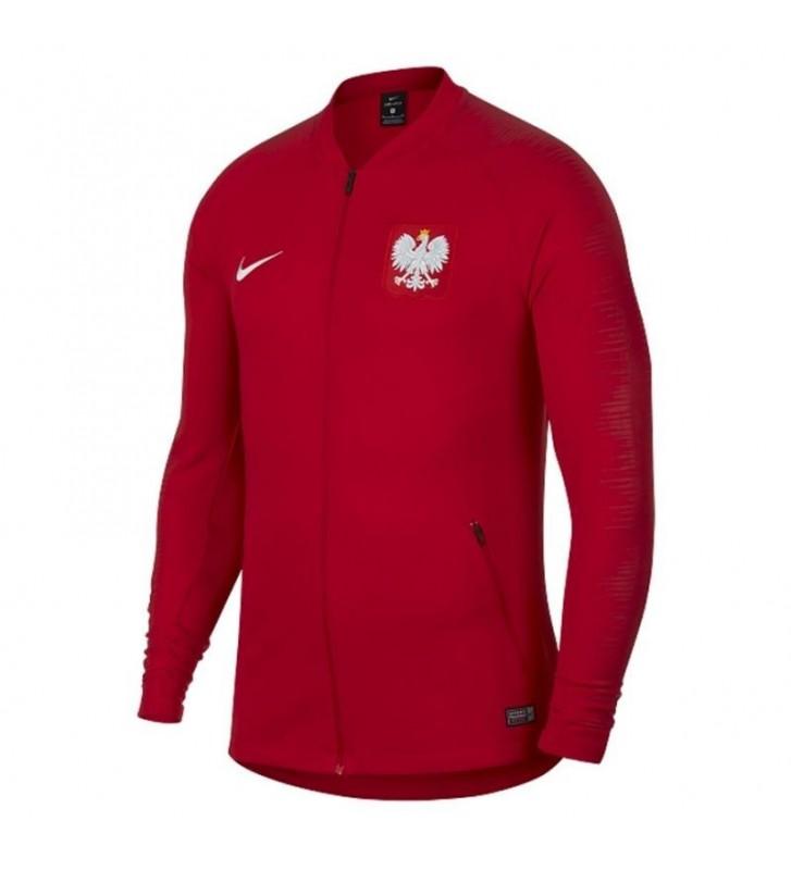 Bluza piłkarska Nike Polska Anthem M 893600-611
