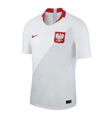 Koszulka piłkarska Nike Polska Vapor Match Home M 922939-100