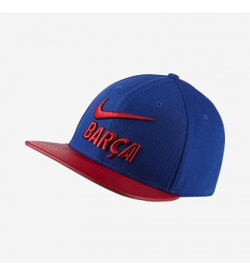Czapka z daszkiem Nike FC Barcelona Pro Cap Pride 916568-455