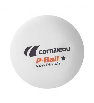 Piłeczki do tenisa stołowego P-BALL białe 72 szt.