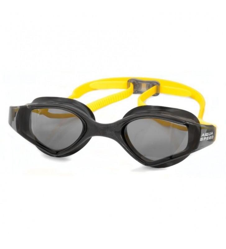 Okulary pływackie Aqua-Speed Blade czarno/żółte 18/059