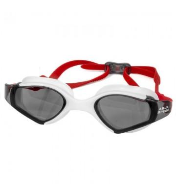 Okulary pływackie Aqua-Speed Blade biało/czarne 53/059