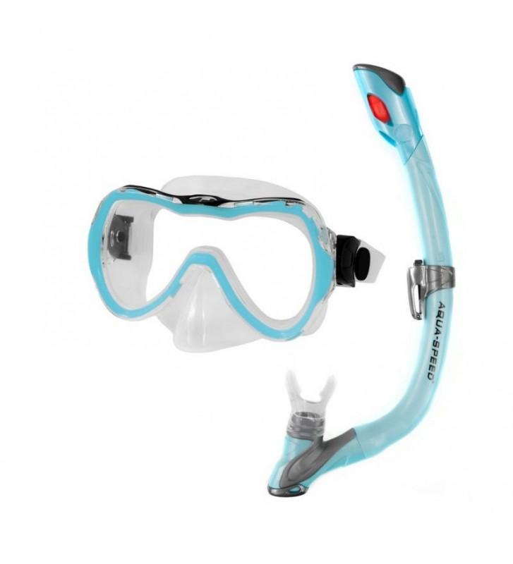 Zestaw do nurkowania Aqua-Speed JR 02/604