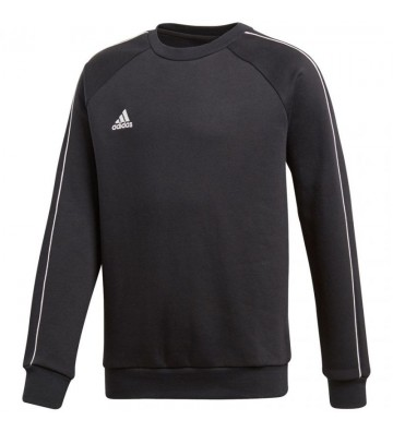 Bluza adidas Core 18 Sweat Top czarna JR CE9062