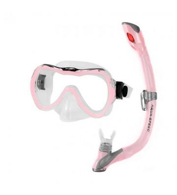 Zestaw do nurkowania Aqua-Speed JR 03/604