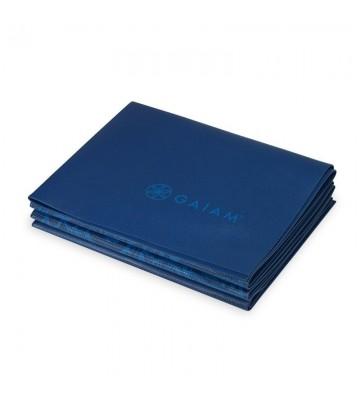 Mata składana do jogi Gaiam Blue Sundial 62214