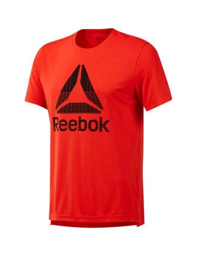 Koszulka treningowa Reebok Workout Graphic Tech Tee M DU2198