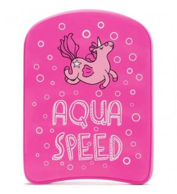Deska do pływania Aqua-Speed Kiddie Unicorn 186