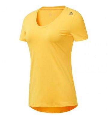 Koszulka treningowa Reebok Wor SW Tee W DX0546