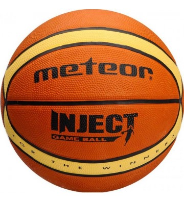 Piłka Koszykowa Meteor Inject 14 roz 6 07071