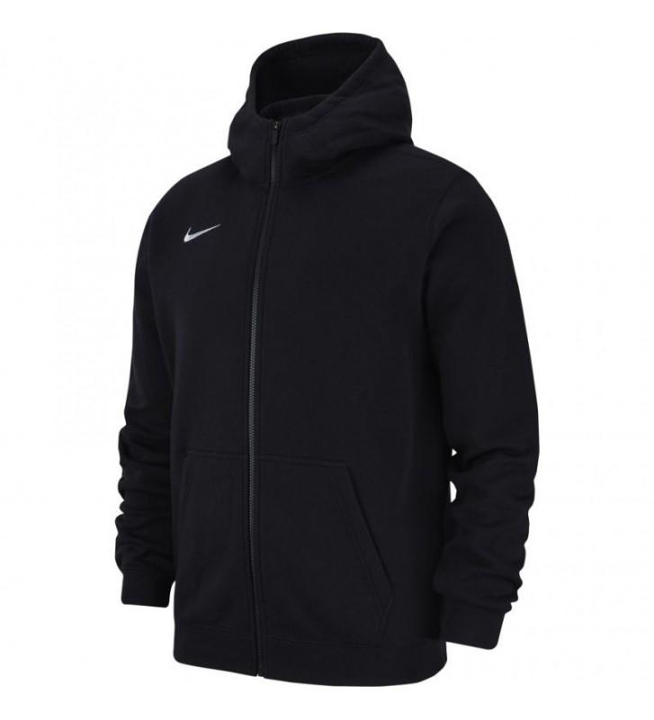 Bluza Nike Hoodie FZ FLC TM Club 19 JUNIOR AJ1458-010