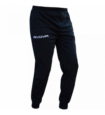 Spodnie piłkarskie Givova One czarne P019 0010