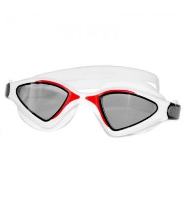 Okulary pływackie Aqua-speed Raptor biało czerwone 53 049