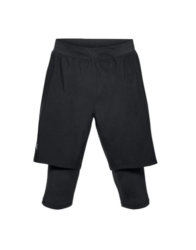 Spodenki Under Armour Launch 2in1 M 1309602-001