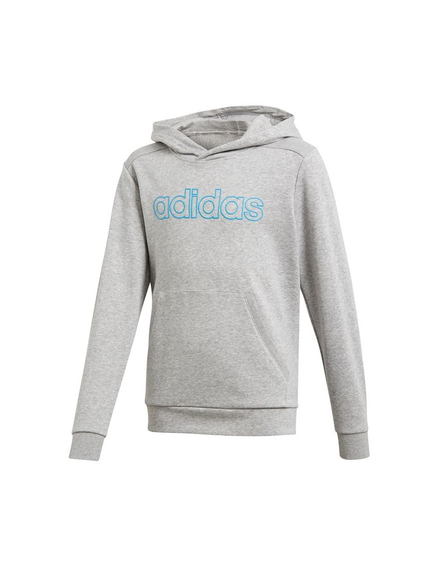 Bluza adidas Essentials Commercial Linear Hoodie JR DY2973