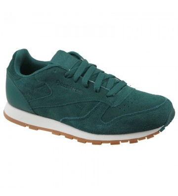 Buty Reebok CL Leather SG JRCM9079