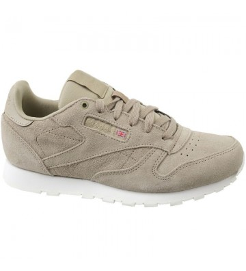 Buty Reebok Cl Leather Mcc JR CN0000