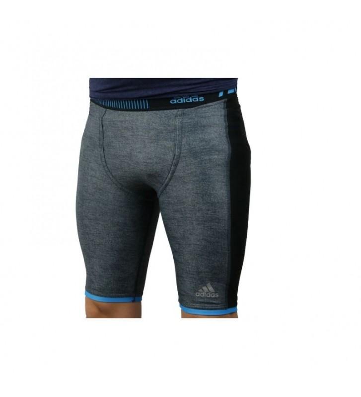 Spodenki adidas Techfit Chill Short Tights M S27030