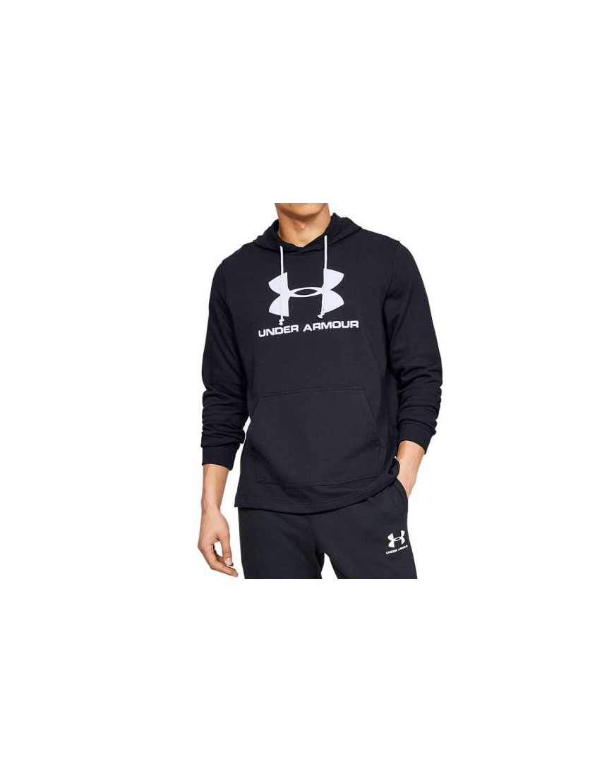 Bluza Under Armour Sportstyle Terry Logo Hoodie M 1348520-001