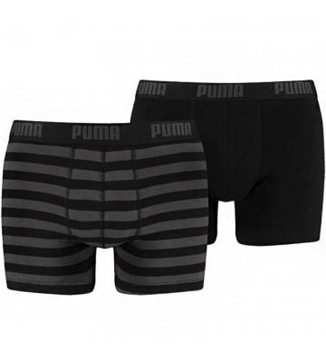 Bokserki Puma Stripe  M 1515 Boxer 2P 591015001 200