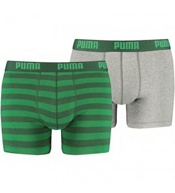 Bokserki Puma Stripe 1515 Boxer 2P M 591015001 327