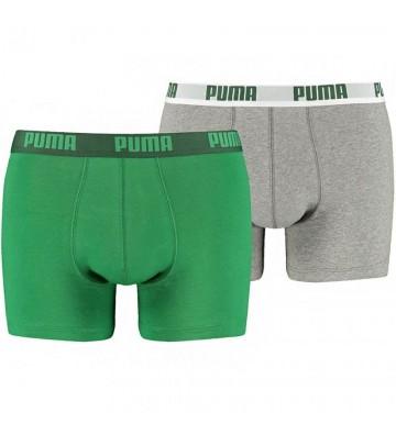 Bokserki Puma Basic Boxer 2P M 521015001 075