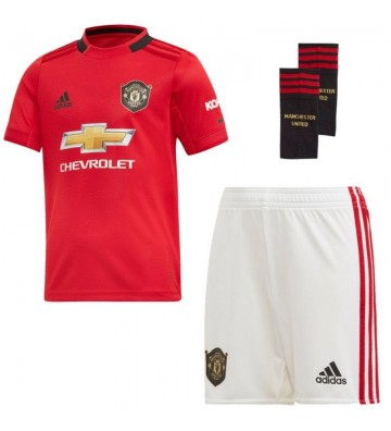 Komplet adidas Manchester United  FC Home Mini JR DX8950