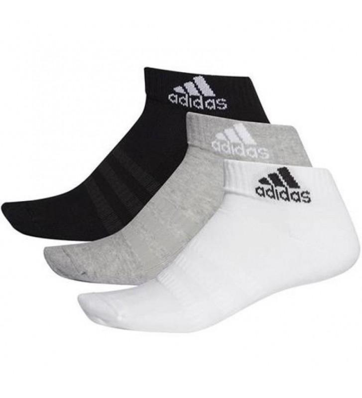 Skarpety adidas Cushioned Ankle 3PP DZ9364
