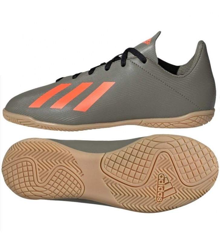 Buty pilkarskie adidas X 19.4 IN Jr EF8379