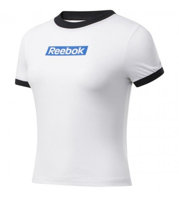 Koszulka Reebok Training Essentials Linear Logo Tee W FK6680