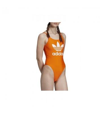Strój kąpielowy adidas Trefoil W ED7470