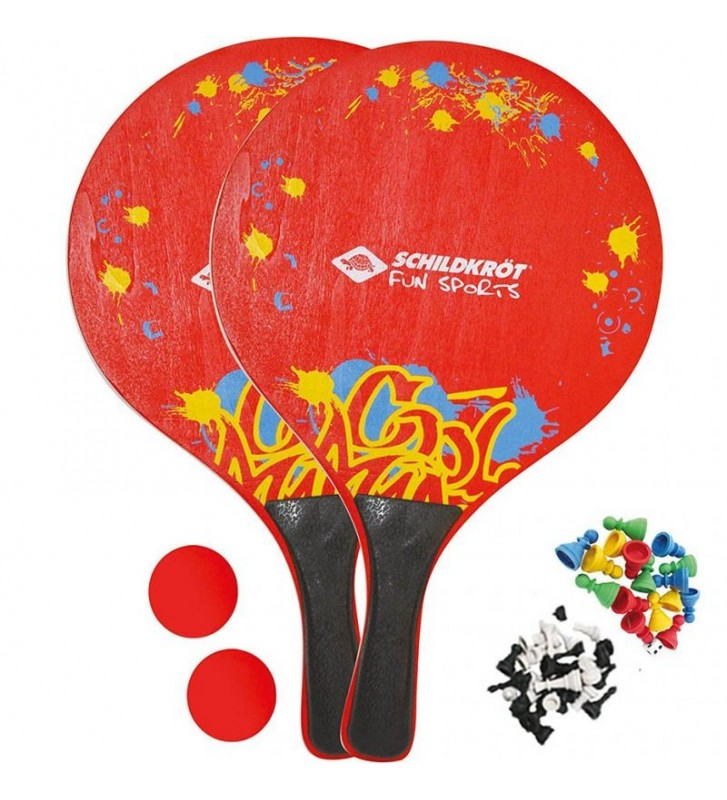 Gra Plażowa Schildkrot zestaw rakietek Beach Ball Games 970153