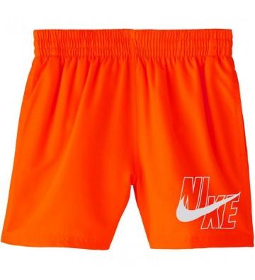 Spodenki kąpielowe Nike Logo Solid Lap JR NESSA771 822
