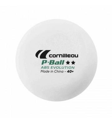 Piłeczki do ping ponga Cornilleau P-Ball 2** 6 szt. 330050