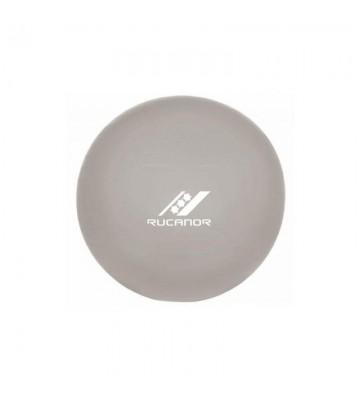 Piłka gimnastyczna Rucanor Gym Ball 65cm srebrna + pompka