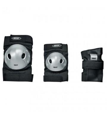 Ochraniacze na łyżworolki Roces Extra Three Pack  301366 01