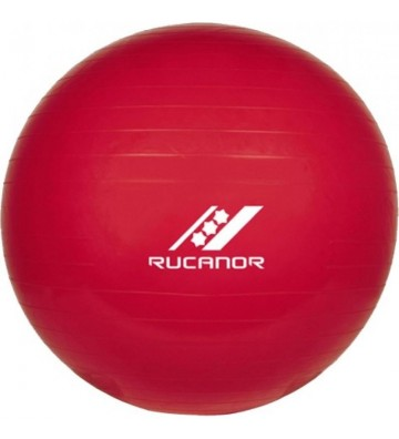 Piłka gimnastyczna Rucanor 75 cm + pompka