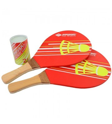 Zestaw rakietek do gry plażowej Schildkrot Smashball 970102-4614