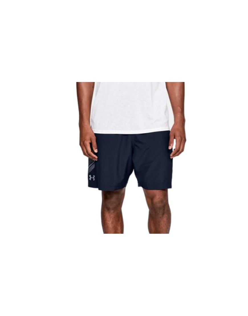 Spodenki Under Armour Woven Graphic Shorts M 1309651-409
