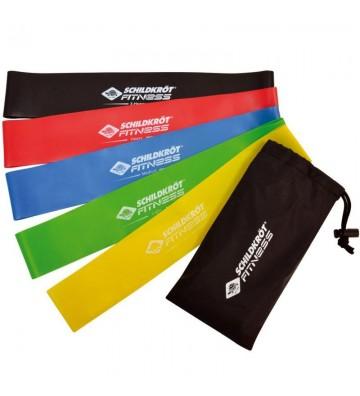 Zestaw gum mini bands Schildkort Fitness 960126