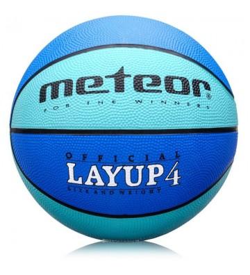 Piłka do koszykówki Meteor Layup Jr 07028