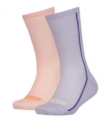 Skarpety Puma Mesh Sock 2 pary Jr 907628 02