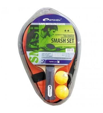 Zestaw do ping ponga Spokey Smash Set 81812