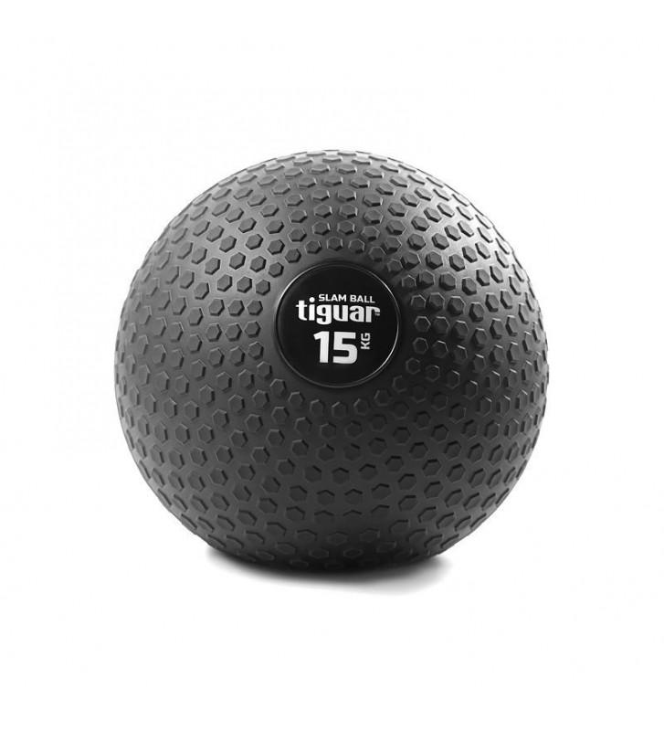 Piłka lekarska tiguar slam ball 15 kg TI-SL0015