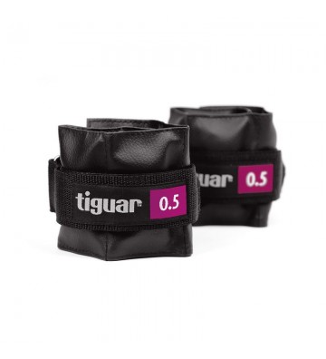 Obciążniki na kostki tiguar 0,50 kg TI-OB00005