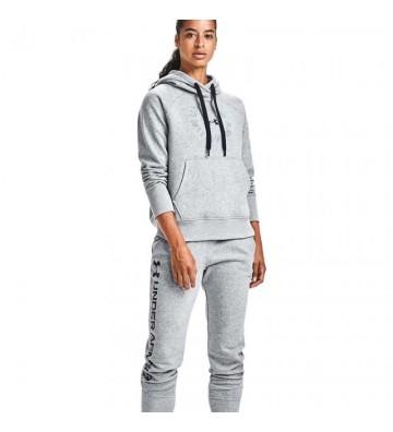Bluza sportowa Under Armour Rival Fleece Metallic Hoodie W 1356323 035